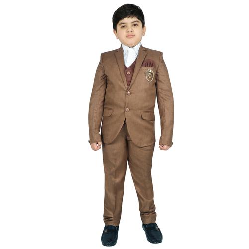 Party Wear Kids Coat Pant