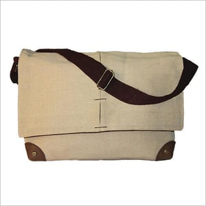 Jute One Sided Office Bags