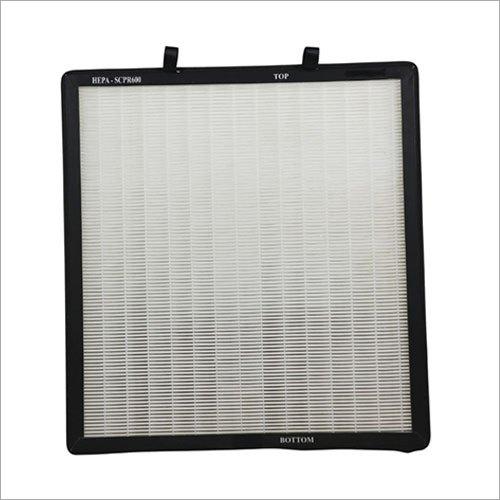 Industrial Air Purifier Hepa Filter