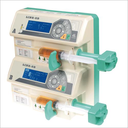LINZ-8B Double Channel Micro Syringe Pump