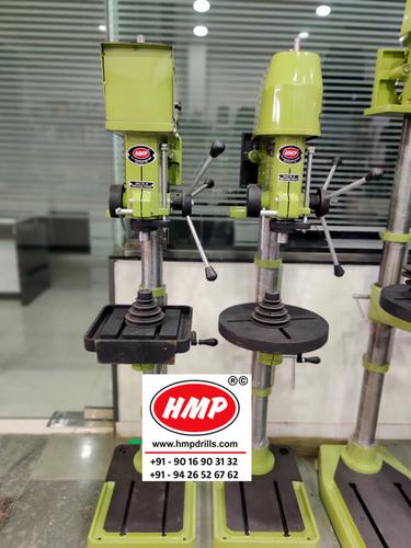Hmp Pillar Drilling Machine By Rajlaxmi Machine Tools Rajkot Gujarat India