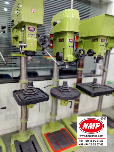 HMP Pillar Drilling Machine By Rajlaxmi Machine Tools Rajkot Gujarat INDIAHmp Pillar Drilling Machine By Rajlaxmi Machine Tools Rajkot Gujarat India
