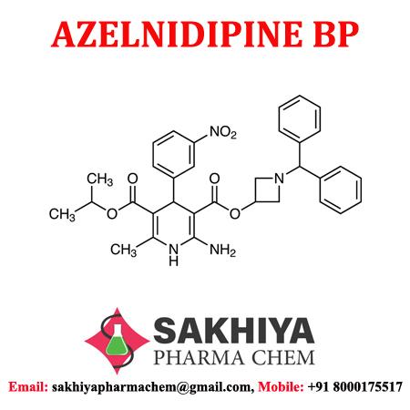 Azelnidipine