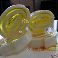 Lemon Swirl Soap