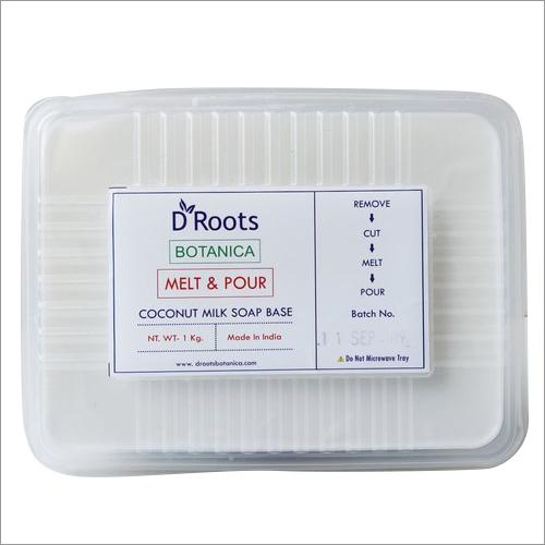 Coconut Milk Soap Base