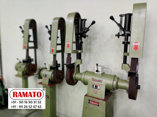 RAMATO  Abrasive belt grinder