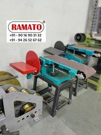 Ramato   Belt And Disc Sender   By Rajlaxmi Machine Tools Rajkot Gujarat India