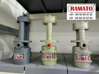 RAMATO coolant pump machine  By Rajlaxmi Machine Tools Rajkot Gujarat INDIA