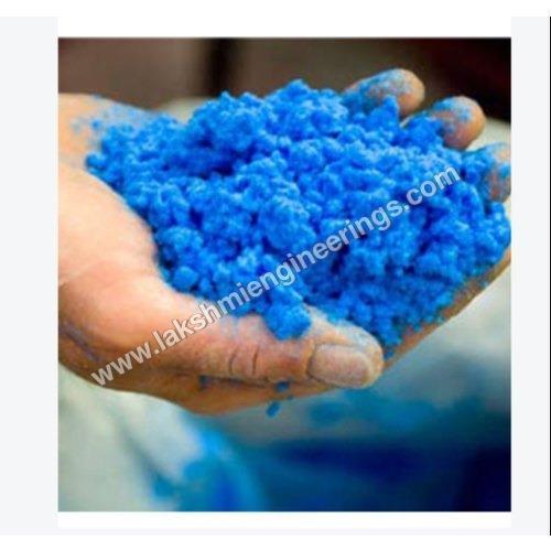 Blue Velvet Flocking Powder