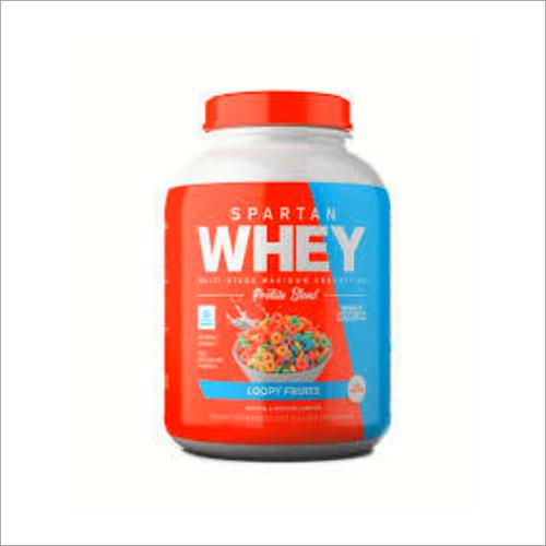 Spartan Nutrition Whey Protein