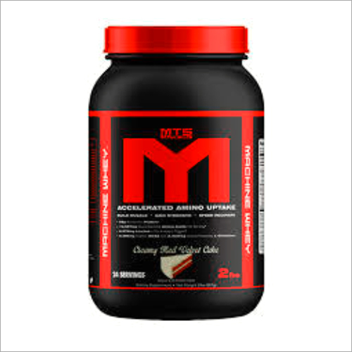 MTS Nutrition Whey Protein