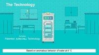 225 Ltr Medical Ice Lined Refrigerator