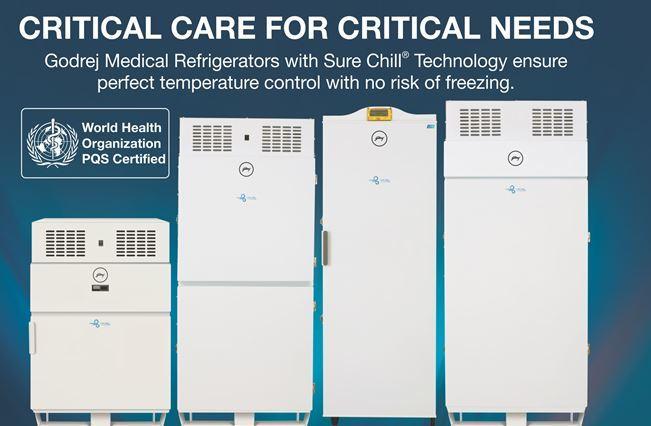 75 Ltr Medical Ice Lined Refrigerator