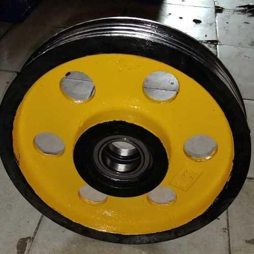 Divertor pulley