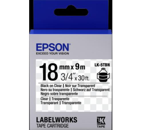 LK-5TBN 18MM B/C Label Tape
