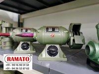 RAMATO   grinder cum polisher    By Rajlaxmi Machine Tools Rajkot Gujarat INDIA