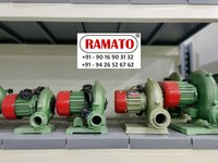 RAMATO air blower   By Rajlaxmi Machine Tools Rajkot Gujarat INDIA