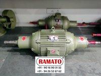 RAMATO  heavy duty polisher  By Rajlaxmi Machine Tools Rajkot Gujarat INDIA