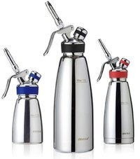 Mosa Commercial Cream Whipper 500 ml Stainless Steel - 5660.00 ++