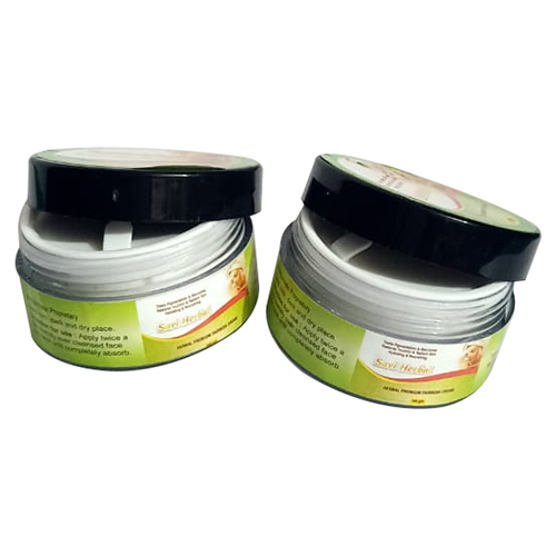 Herbal Face Cream for Pimples