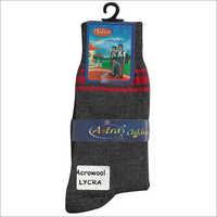 Kendriya Vidyalaya Cotton Winter Socks