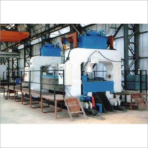 Rs-1200 Rail Straightening Machine