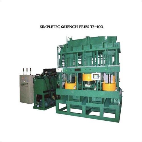 TS-400 Quench Press Machine