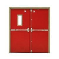 1 Hour Fire Rated Steel Doors