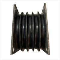 Rubber To Metal Bonded Parts