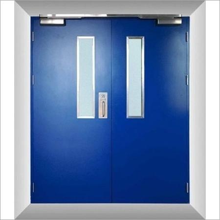 Metal Fire Safety Door