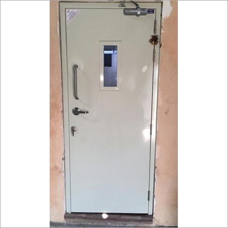 Single Door Fire Doors
