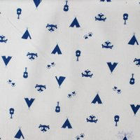 100%  Bamboo and Blended Printed  Fabric