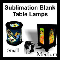 Sublimation Night Lamps