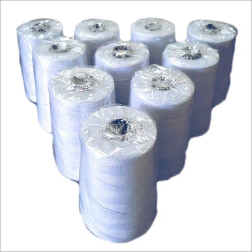 Polyester Bag Closing White Thread
