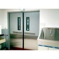 Clean Room Scientific Door