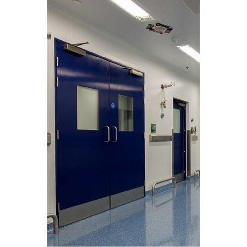 Industrial Clean Room Door