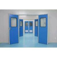 Clean Room Doors / Scientific Doors