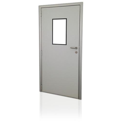 Single Leaf Clean Room Door
