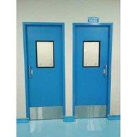 Hospital Clean Room Door