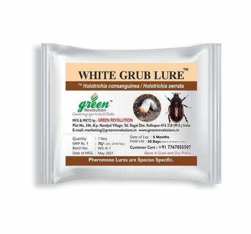 White Grub Lure