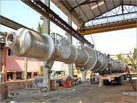 Industrial Distillation Column