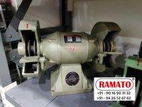 RAMATO  bench  grinder  By Rajlaxmi Machine Tools Rajkot Gujarat INDIA