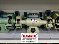 RAMATO pipe type light duty  machine  By Rajlaxmi Machine Tools Rajkot Gujarat INDIA