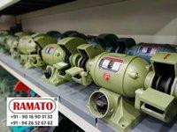 RAMATO heavy  grinding  machine  By Rajlaxmi Machine Tools Rajkot Gujarat INDIA