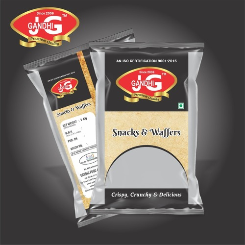 Snacks & Wafers Laminated Pouch