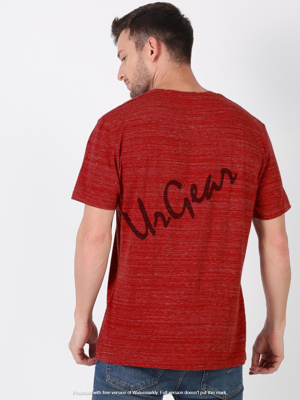 Mens Round Neck T-Shirt