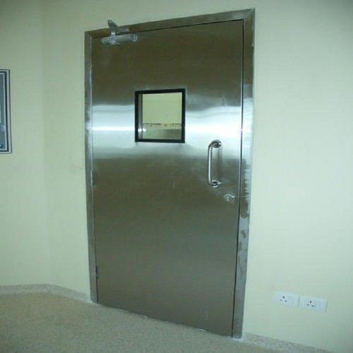 Stainless Steel Radiation Safety Door