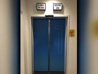Standard Radiation Shielding Door