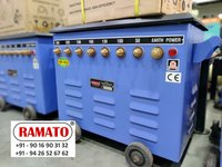 RAMATO transformer welding   machine  By Rajlaxmi Machine Tools Rajkot Gujarat INDIA