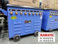 RAMATO  arc welding  machine  By Rajlaxmi Machine Tools Rajkot Gujarat INDIA